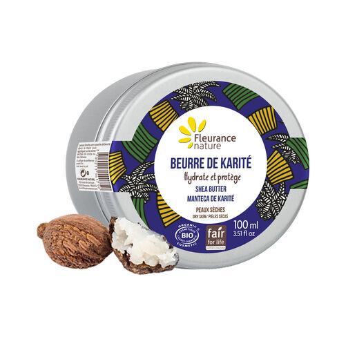 Beurre de karité bio équitable