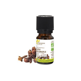 Clove organic essential oil