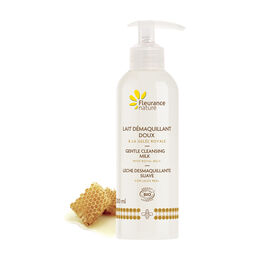 Gentle cleansing milk with Royal Jelly