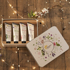 Moment of comfort hand creams gift box