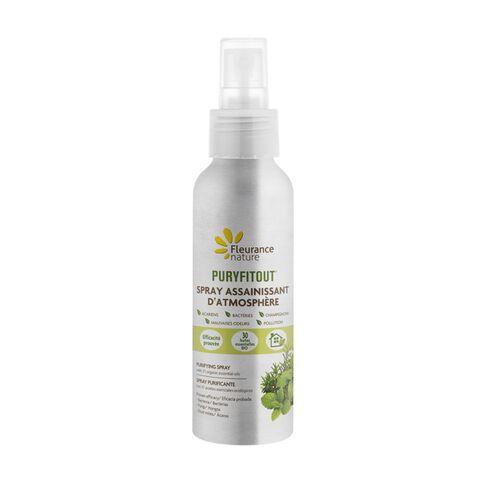 Spray Assainissant huiles essentielles bio