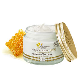 Revitalising day cream with Royal Jelly
