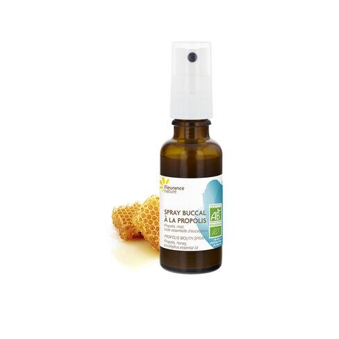 Spray buccal Propolis - Eucalyptus Bio complément alimentaire
