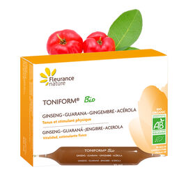 Toniform® Ginseng-Guarana-Ginger-Acerola