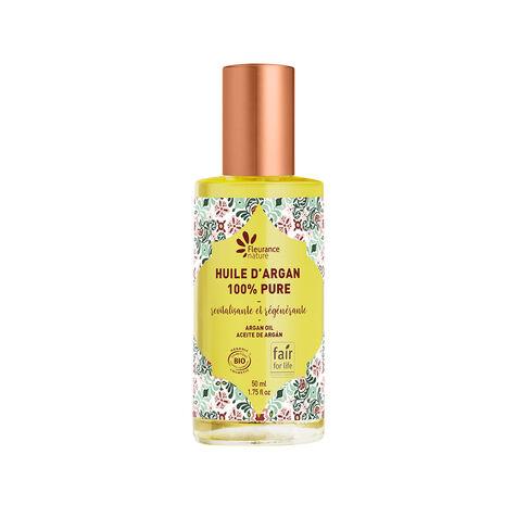 huile d'argan pure cosmétique bio