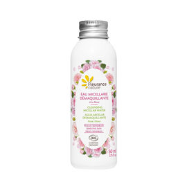 Cleansing micellar water with Rose 50 ml