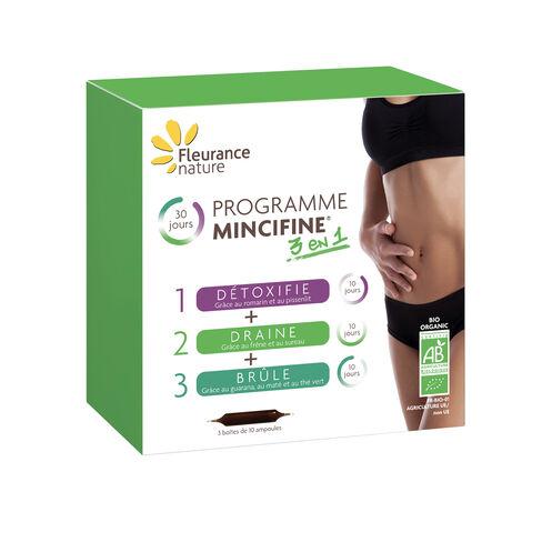 Programme Mincifine® 3 en 1 Bio complément alimentaire