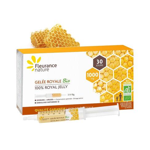Doseurs Gelée Royale complément alimentaire bio