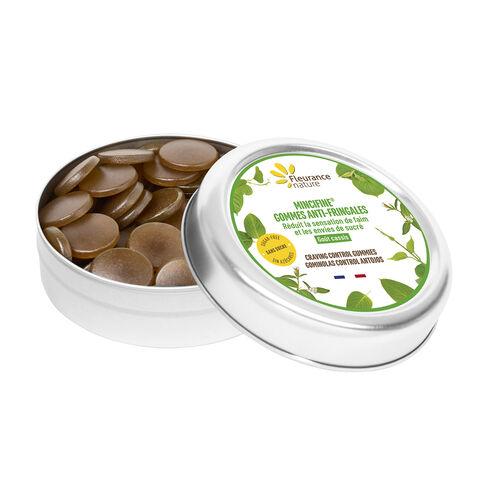 gommes anti fringales complément alimentaire bio