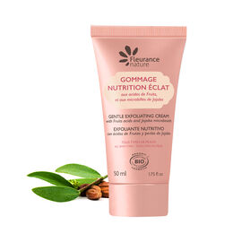 Gentle exfoliating cream