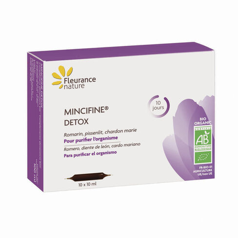 Mincifine® detox in vials