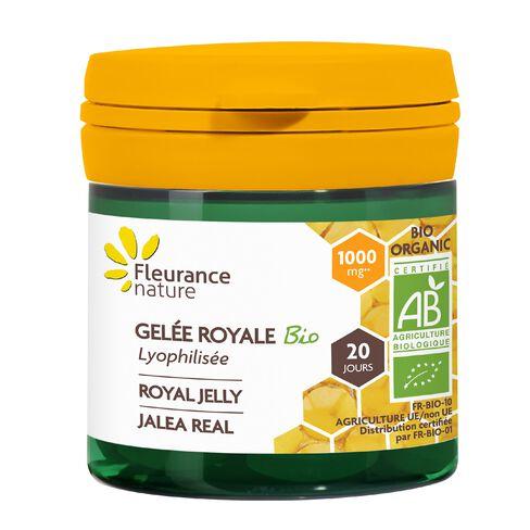 Gelée royale Bio lyophilisée complément alimentaire bio