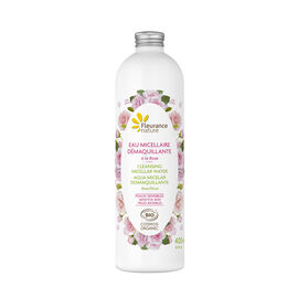 Cleansing micellar water with Rose 400 ml