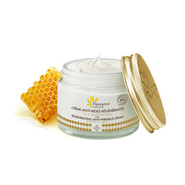 Regenerating anti-wrinkle cream with Royal Jelly