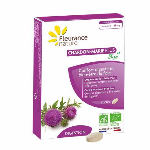 Chardon-Marie PLUS complément alimentaire bio