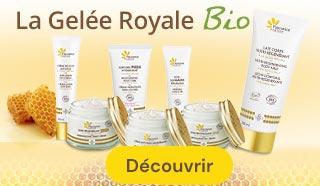 Gamme Gelée Royale