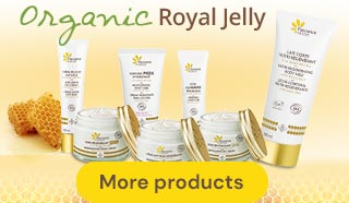 Royal Jelly range